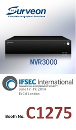 Surveon_NVR3000_ifsec