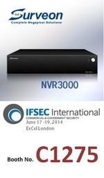 Surveon_NVR3000_ifsec