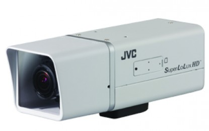 JVC announce new range of Super LoLux HD2 cameras