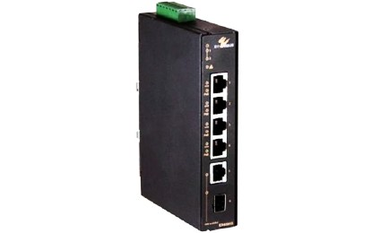 EtherWAN Systems releases EX45900 compact hardened DIN-Rail gigabit unmanaged PoE switch