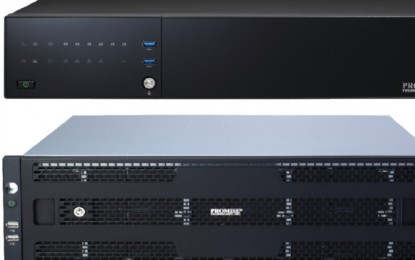 PROMISE Technology partners with VMS vendors to offer free software trials with its Vess A2000 NVR