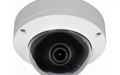 Varifo 1080P IR vandal proof dome